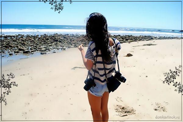 Самые красивые девушки брюнеток фото со спины фото 745-458